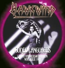 Hawkwind - Coded Languages - Live At Hammersmi
