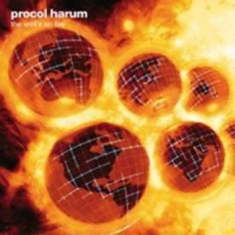 Procol Harum - The Wells On Fire