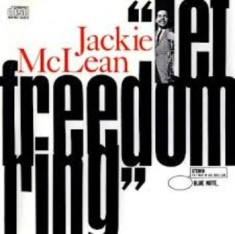 Jackie Mclean - Let Freedom Ring (Vinyl)
