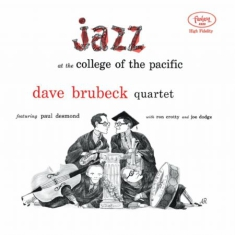 Brubeck Dave - Jazz At The College Of The Pacific