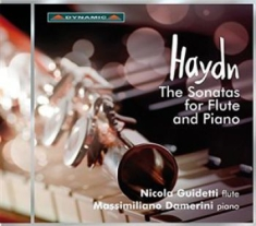 Haydn - The Sonatas For Flute And Piano
