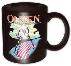 Queen - Queen Mistress black mug