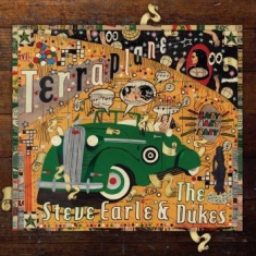 Earle Steve & The Dukes - Terraplane (Cd+Dvd)