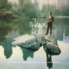 Sam Cooke - I Thank God (Audiophile Clear Vinyl