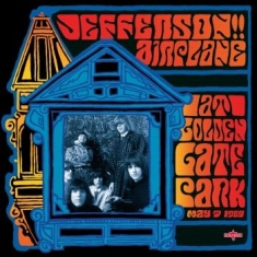 Jefferson Airplane - At Golden Gate Park (2 Lp)