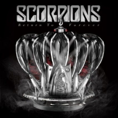 Scorpions - Return To Forever (Limited Deluxe E