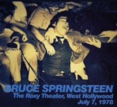 Springsteen Bruce - Roxy Theater West Hollywood 78 (4Lp