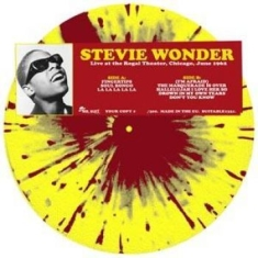 Stevie Wonder - Live At The Regal Theater, Chicago,