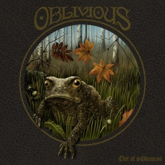 Oblivious - Out Of Wilderness Dark red vinyl