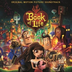 Original Soundtrack - Book Of Life =Deluxe=