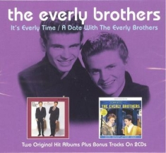 Everly Brothers - It`s Everly Time/A Date With