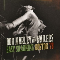 Marley Bob & The Wailers - Easy Skanking In Boston '78 (Cd+Br)