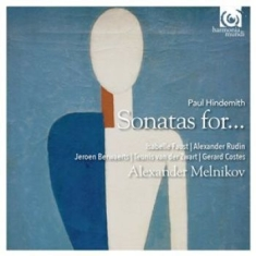 Hindemith, Paul - Sonatas For...