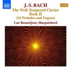 Bach Johann Sebastian - Well-Tempered Clavier Ii