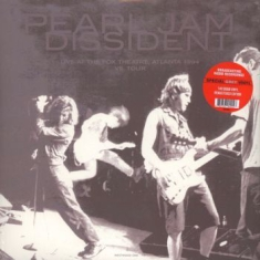 Pearl Jam - Dissident: Live At The Fox Theatre,
