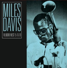 DAVIS MILES - Fillmore West 15-10-70