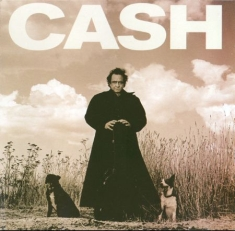 Johnny Cash - American Recordings (USA imp.)