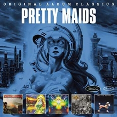 Pretty Maids - Pretty Maids - Original Album Class