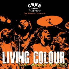 Living Colour - Cbgb Omfug Masters: August 19, 2005