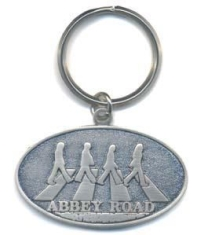 Beatles, The - Abbey Road Crossing Keyring