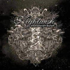 Nightwish - Endless Forms Most Beautiful (Black