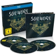 Soilwork - Live At The.. -Br+Cd-