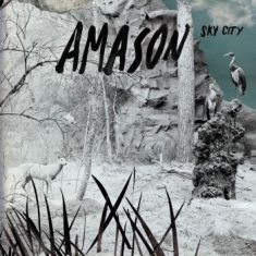 Amason - Sky City (Gold Coloured Vinyl)