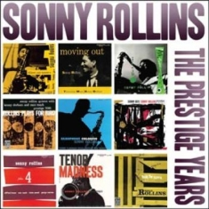 Rollins Sonny - Prestige Years The Collection (5 Cd