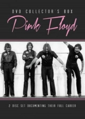 Pink Floyd - Dvd Collectors Box (2 Dvd Set Docum