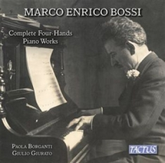 Bossi, Marco Enrico - Complete Piano Works 4-Hands