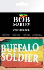 Bob Marley - Bob Marley Card Holder Buffalo Soldier