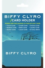 Biffy Clyro - Card holder