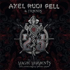 Pell Axel Rudi - Magic Moments (25Th Anniversar