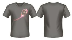 Deep Purple - T/S Fireball (Slim Fit) (L)