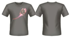 Deep Purple - T/S Fireball (Slim Fit) (Xl)