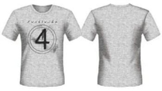 Foreigner - T/S 4 (Slim Fit) (L)