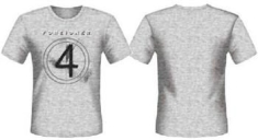 Foreigner - T/S 4 (Slim Fit) (Xl)