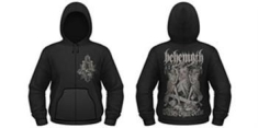 Behemoth - Zip Hood Slaves Shall Serve (Xxl)