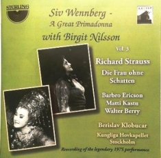 Strauss, Richard - Siv Wennberg - A Great Primadonna V