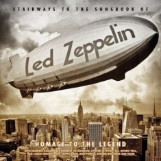 Led Zeppelin (Homage) - Stairway To The Songbook Of Led Zep