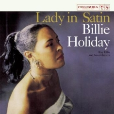 Holiday Billie - Lady In Satin: The Centennial Editi
