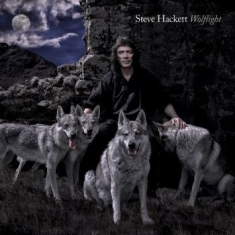 Hackett Steve - Wolflight (2Lp+Cd)