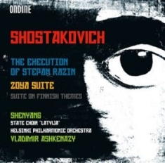 Shostakovich - Execution Of Stepan Razin / Finnish