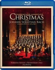Bach Johann Sebastian - Christmas With (Blu-Ray)