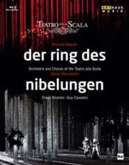 Wagner, Richard - Ring Des Nibelungen (Bd)