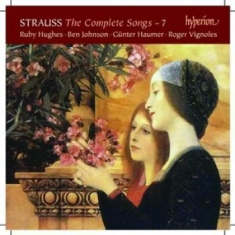 Strauss, Richard - Complete Songs Vol. 7