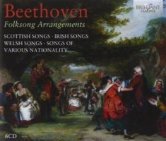 Beethoven, Ludwig Van - Folk Song Arrangements