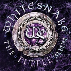 Whitesnake - The Purple Album (Box Set Cd+Dvd, 2