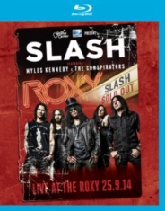 Slash Myles Kennedy & Conspirators - Live At The Roxy 25.09.14 [import]