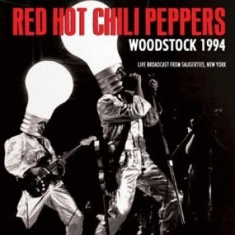 Red Hot Chili Peppers - Woodstock 1994 (Fm Broadcast)